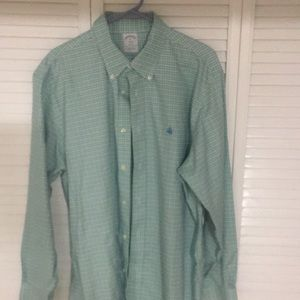 Brooks Brothers Men's Oxford Cloth Button Down